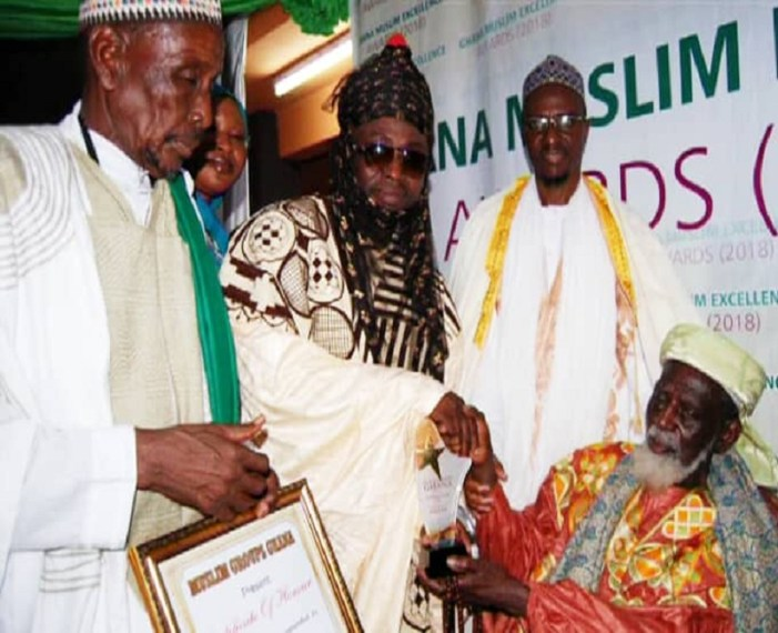 Muslim Personalities Awarded For Hard work