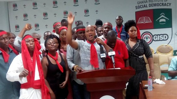 Arrest Nana B within 24Hrs Else…… – NDC Youth Wing Warns – Ghanaiandemocrat.com