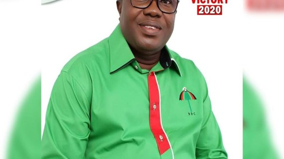Dome-Kwabenya NDC Awards Hard Working Party Members