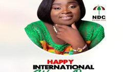 Irene Mensah Facilitates Registration Of NDC Members For Ghana Card …In Anya-Sowutuom