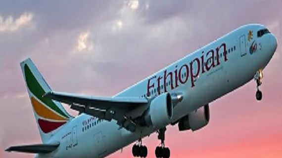 Ethiopian airliner crashes on way to Kenya