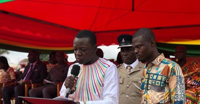 MCE Advises Youth To Emulate The Founding Fathers