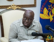 Cedi struggles: We need to focus on structural fundamentals – Nana Addo