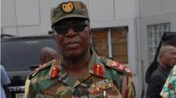 Ex-NADMO boss, UNDOF Cdr Francis Vib-Sanziri dies in Israel; Akufo-Addo mourns