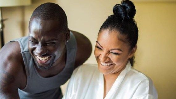 Chris Attoh sparks divorce rumours after deleting all photos of new wife from Instagram