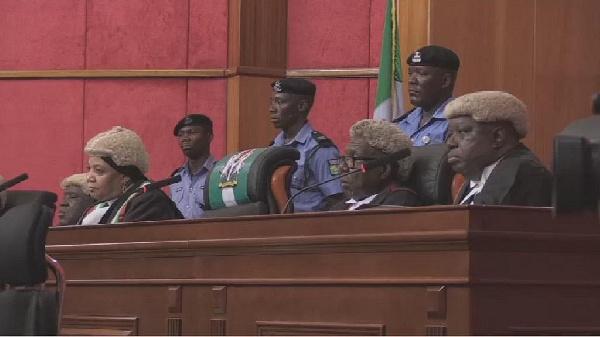 Nigerian court begins hearing challenge to Buhari's win