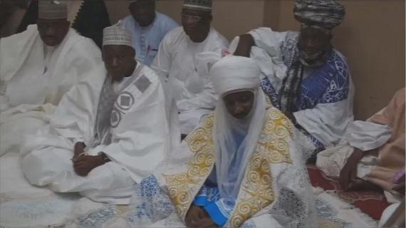 Mass wedding in Nigeria's Kano state ahead of Ramadan