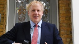 Boris Johnson: Police called to Tory leadership contender's home