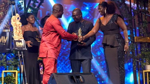 Guinness Ghana Wins Green Corporate Star Award At EMY 2019 Awards