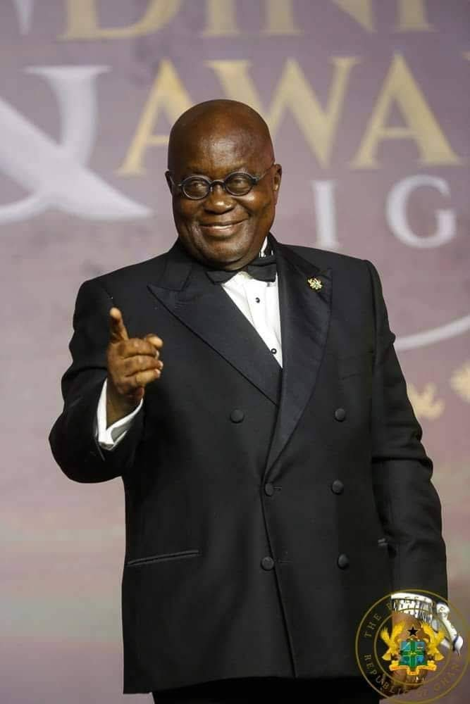 Akufo-Addo Gives BOST Supply Contract To Brother-In-Law