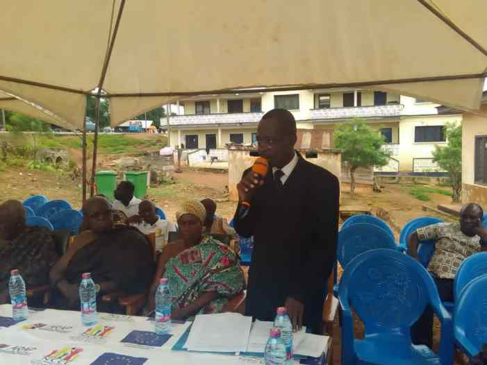 CHRAJ Charges Citizens to Report corrupt Officials