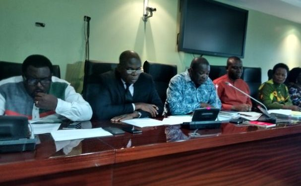 Blacklisting Volta Roads Deliberate- Minority Alleges