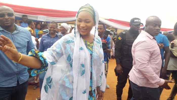 My Husband And Nana Akufo-Addo Are Laying Solid Foundation For Ghana – Hajia Samira Bawumia