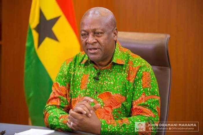 How President Mahama Continues to Rescue Ghana Even in Opposition