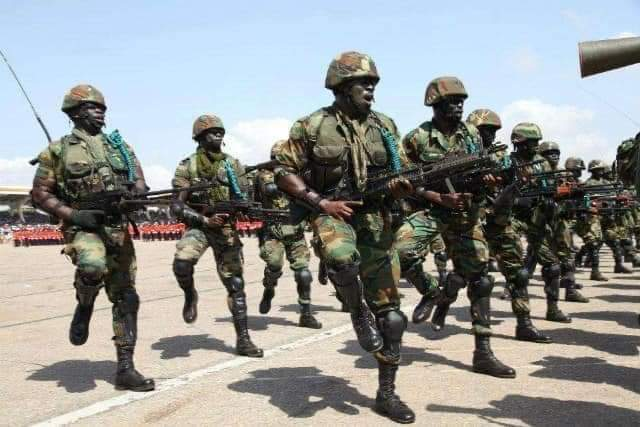 """Withdrawal Of The Military From The Volta And Oti Region After Registration Exercise Smack Hypocrisy – """"CARE"""" GHANA"""