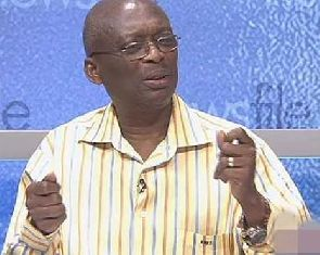 Military officers had no business being at registration centres – Kweku Baako on Banda violence