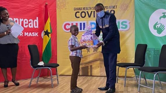 GHS Organises COVID-19 Quiz For Children