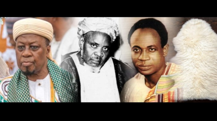 Dr. Kwame Nkrumah Kept A Muslim Prayer Mat At The Flagstaff House:Sheikh Salis Shaban Reveals