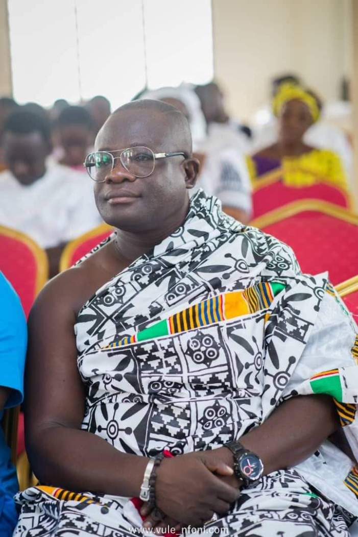 Construction Of Good Roads Is Not A Complete Solution To Road Accident- Goaso Nkosuohene