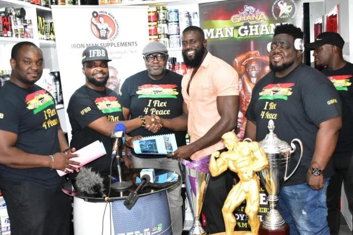 Iron Man Supplements To Sponsor Man Ghana 2020