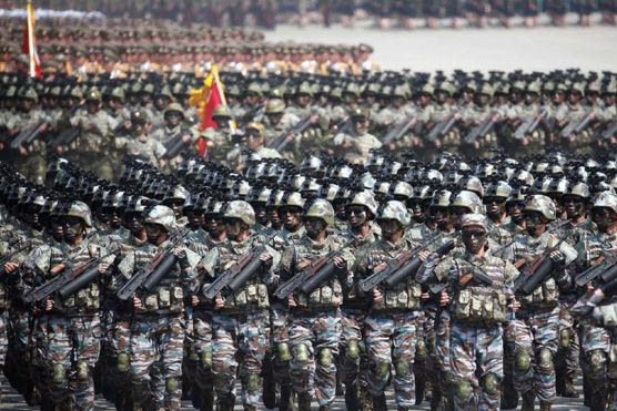 Winter Olympics: North Korea Presses Ahead With Military Parade