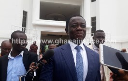 Dr. Stephen Kwabena Opuni and two others to be arraigned before court.