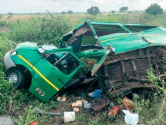 Another Accident Leaves 2 Dead At Sege