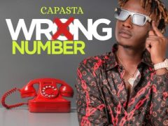 "Watch Video - Capasta ends 2020 with ""Wrong Number"""