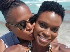 Video: Lesbians beat up journalists after reporting their wedding