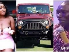 A rich man has bought me a jeep after Date Rush – Ruby