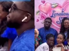 Ignatius Of Date Rush marries his girlfriend