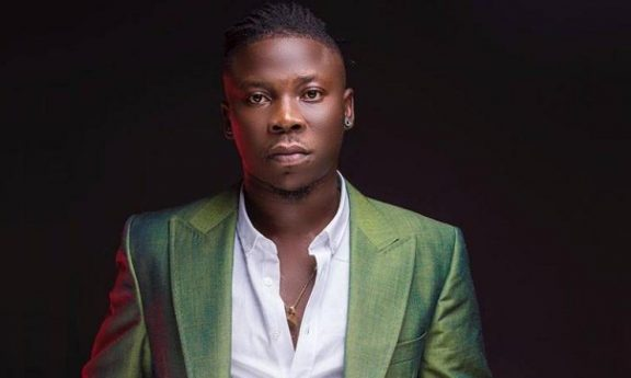 """I am the artist of the year in your hearts"" Stonebwoy"