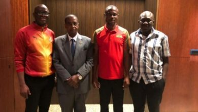 Deputy Minister for Youth and Sports arrives in Japan
