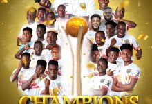 Hearts of Oak defeat Ashgold on penalties to lift 11th MTN FA Cup title