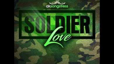 Download Now: AK Songstress – Soldier Love (Prod. By Nature)
