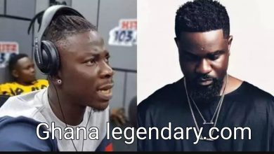 Stoneboy Descends on Sarkodie