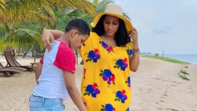 Juliet Ibrahim Celebrates Her Son's 10th Birthday