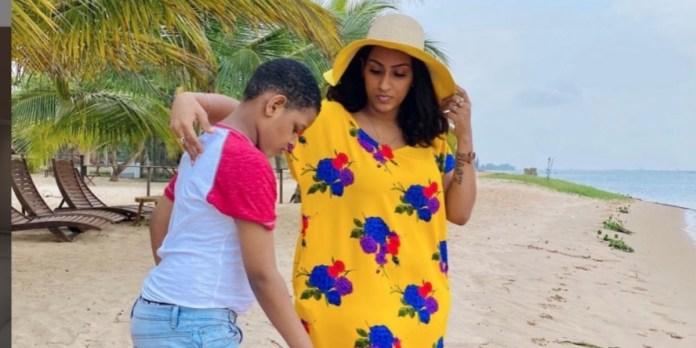 Juliet Ibrahim Celebrates Her Son's 10th Birthday
