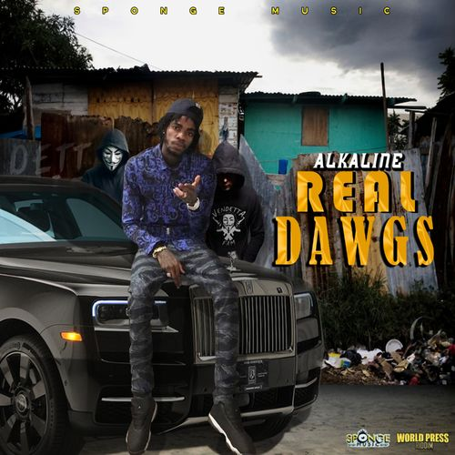 Alkaline – Real Dawgs (Prod. By Sponge Music)
