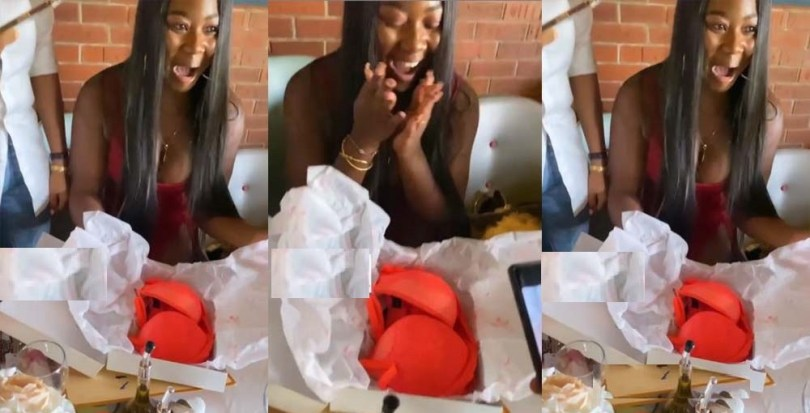 "Nikki Samonas Gifts Her Salma Mumin With ""Red P@ntîęs On Her Birthday"