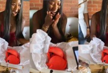 "Nikki Samonas Gifts Her Salma Mumin With ""Red P@ntîęs On Her Birthday"