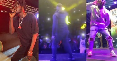 Massive Performances at Fameye's Family Concert (Watch Video)