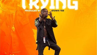 Teflon Flexx – Keep On Trying (Prod. by Atown TSB)