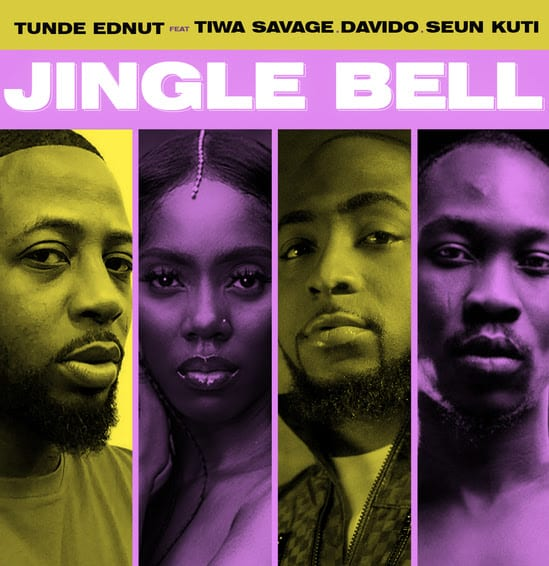Tunde Ednut – Jingle Bell Ft Davido x Tiwa Savage & Seun Kuti