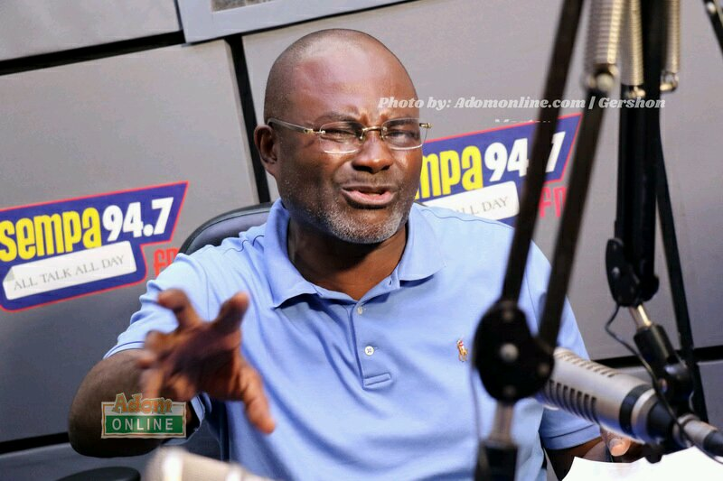 Kennedy Agyapong-NPP Arrogant Ministers
