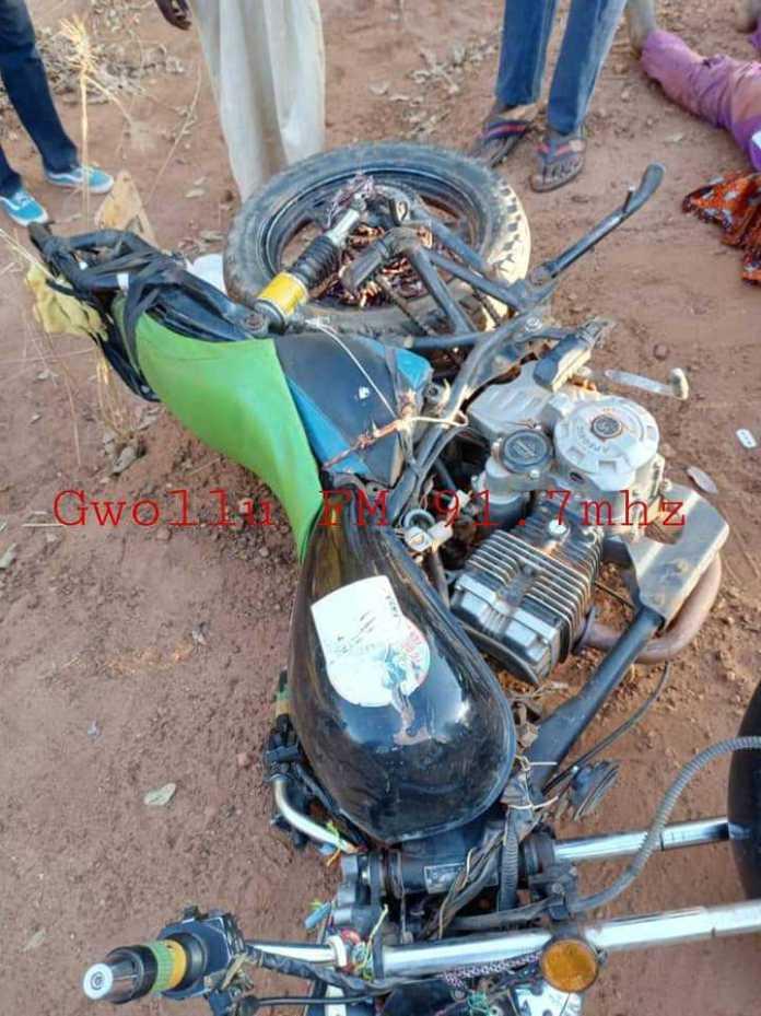 Woman Dies In A Tragic Motorbike Accident