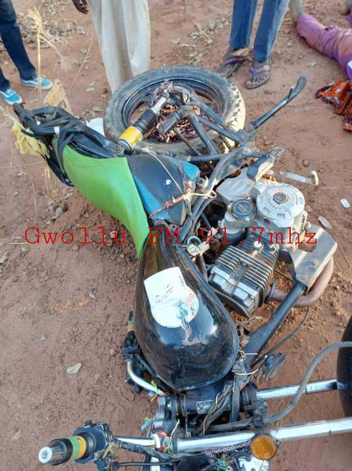 Woman Dies In A Tragic Motorbike Accident
