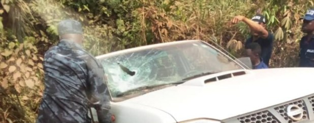 Robbers Kill Policeman And Got Away With GHC 500,000