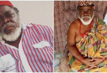 Veteran Nigerian actor Jim Lawson Madukwe confirmed dead.
