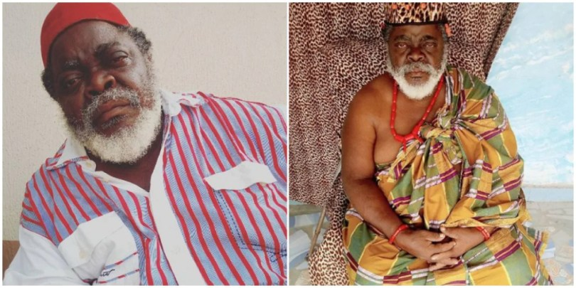 Veteran Nigerian actor Jim Lawson Madukwe confirmed dead.